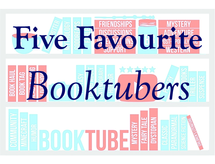favourite booktubers header