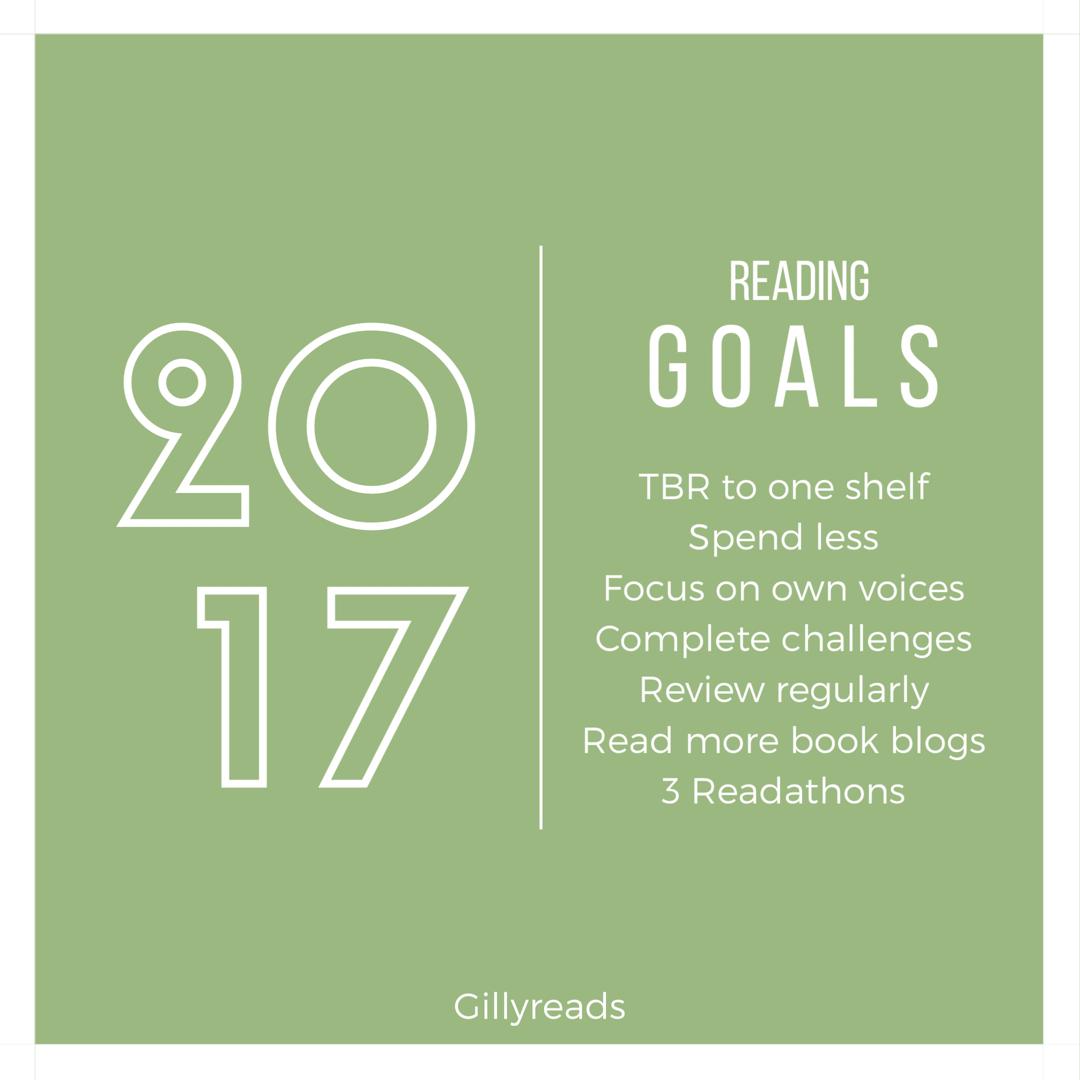 reading goals 2017